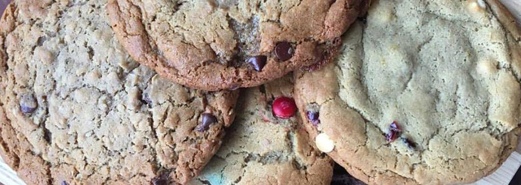 T-Rex Cookies