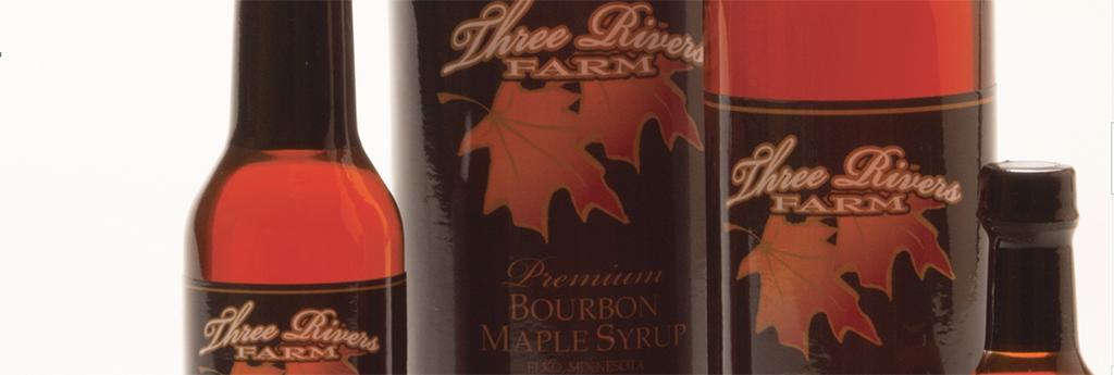 Three Rivers Farm syrup
