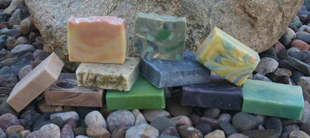Bare Naked Soap