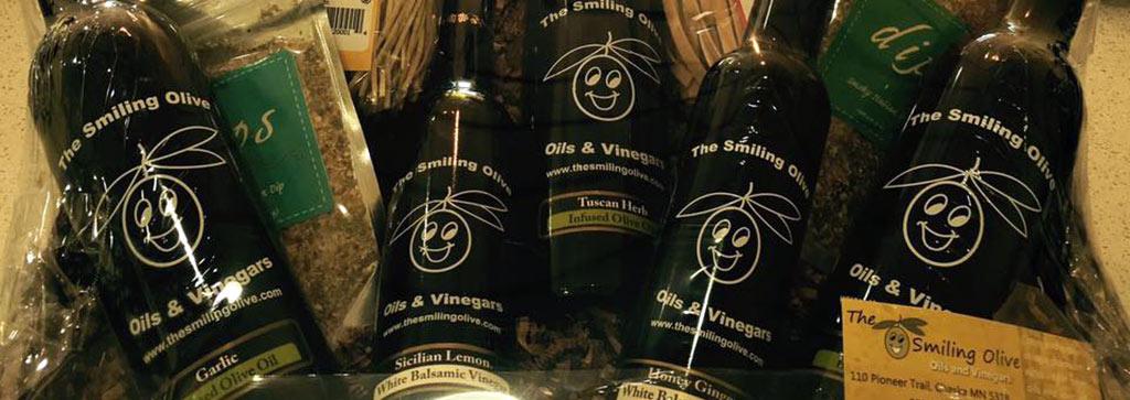 Smiling Olive